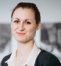 Kristina Scheuermann, Inhaberin & Geschäftsführerin Plan W