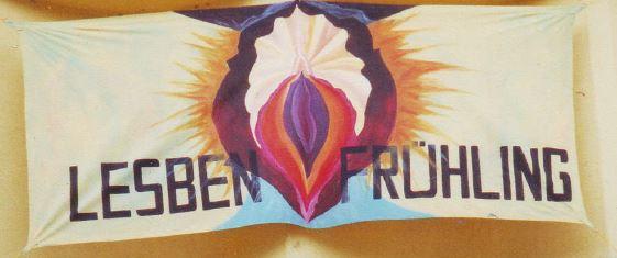 Banner Lesben Frühling