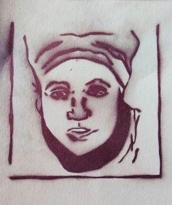 Stencil Workshop mit Kiara Groneweg